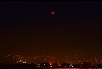 Blood Moon over B #2
