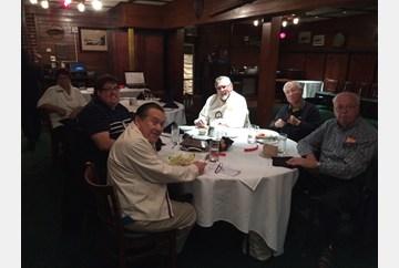 Lions club meeting west Berkeley