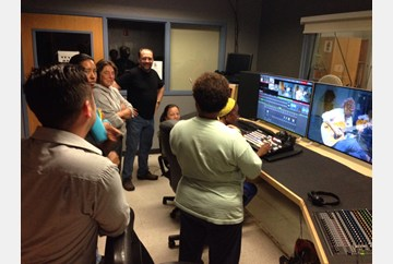 In the Control Room
