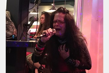 Dio on stage
