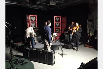 Getting set up... for Bezerkeley Live!