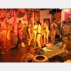 Frank Moore, Unlimited Possibilities, variety show, performance art, Temescal Art Center, video art, nudity, erotic, subversive, music videos