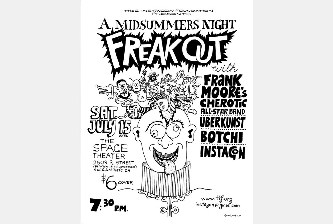 Berkeley - A Midsummers Night Freakout - Added to Frank
