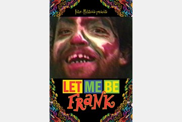 Let Me Be Frank, postcard art by LaBash