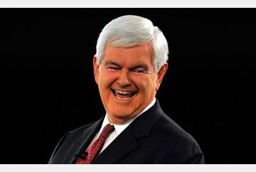Newt Gingrich and wife Callista will be in Williamsburg Saturday.