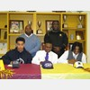 scholarships, signing ceremonies, football, basketball, baseball