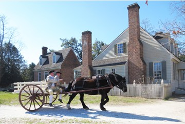 A Beautiful Saturday in Colonial Williamsburg