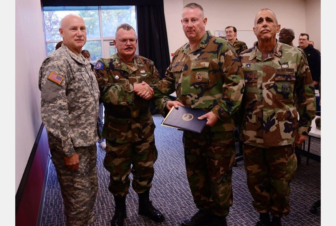 Virginia Defense Force : Daily press virginia defense force nco of the year