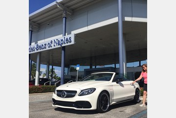 New c63s cabriolet