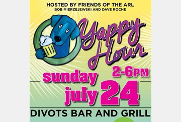 Yappy Hour!!