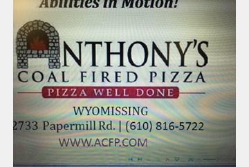 Anthony's,Wyomissing,Pa
