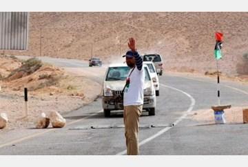 No borders between libya and tunis