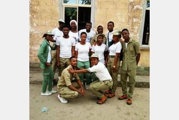 Education CDS Ahoada east, Rivers state, Nigeria.on sensitization